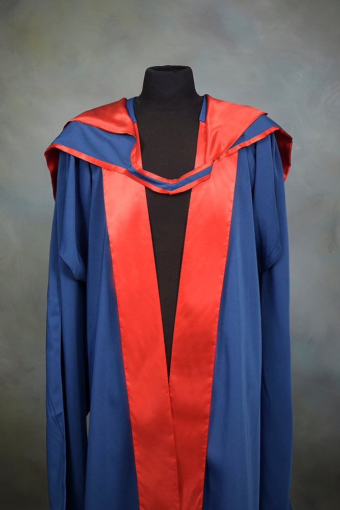 ACU PhD Graduation Gown Set