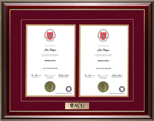 ACU Frame Majestic Double Degree