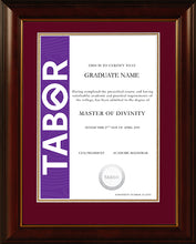 Load image into Gallery viewer, Tabor Frame Mahogany Elegance
