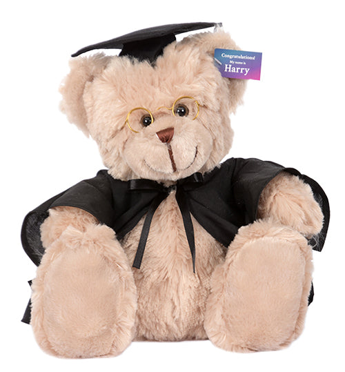 Grad Bear Harry