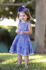 Bella Dress / Royal