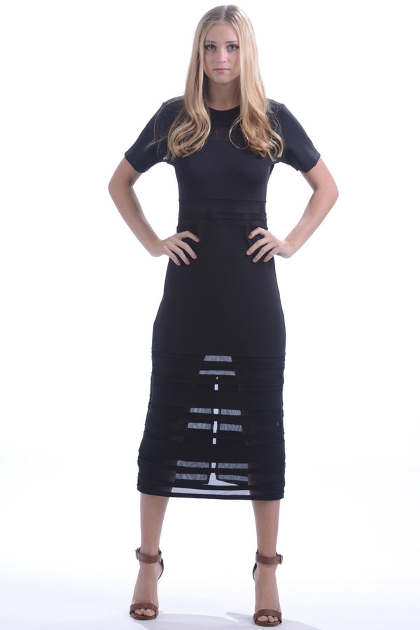 Elle Dress / Black