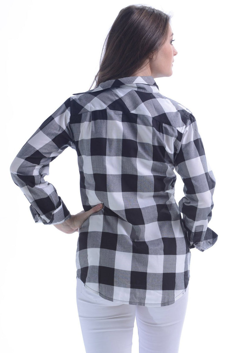 Bali Basic Flannel / Black