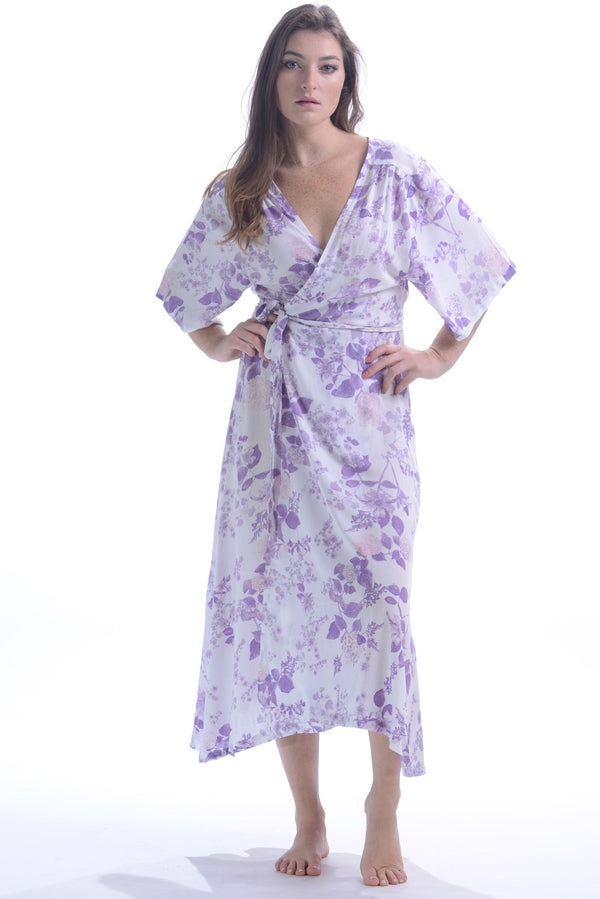 Riviera Dress / lavender