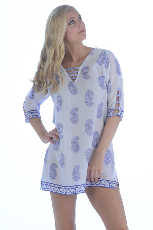Katie Coverup / Blue-Violet