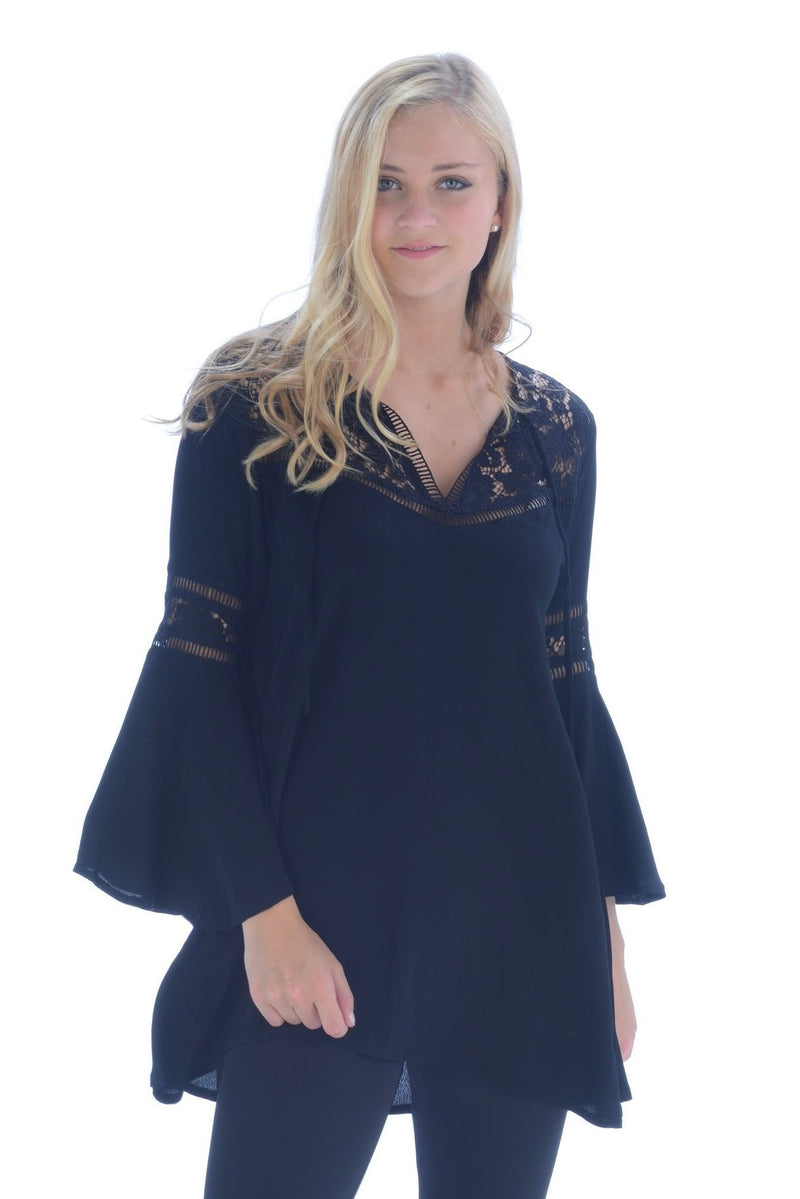 Julie Dress / Black