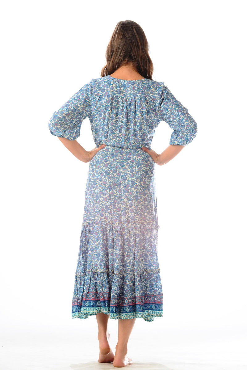 Carrie Dress / Sky Blue