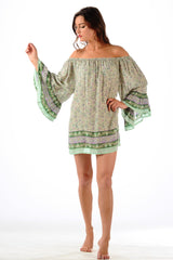 Belle Coverup / Seafoam