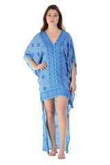 Goddess Kaftan / Maui High-Low - Walker&Wade