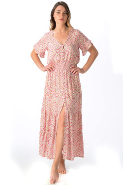 Christina Dress / Shell Pink