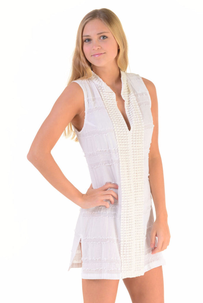 Harbour Island Coverup / White