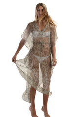 Michaela Dress / Sand - Walker&Wade  - 3