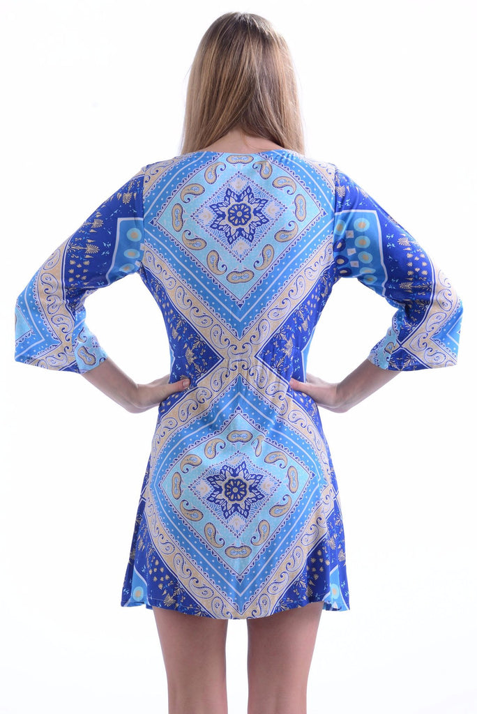 Bondi Dress / Lapis