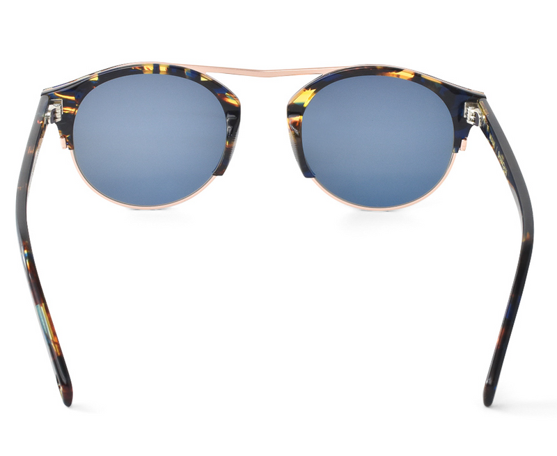 Bisous Sunglasses / The Rumrunner in Classic