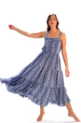 Brooke Dress / Indigo
