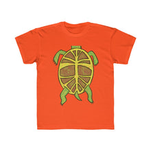 Load image into Gallery viewer, Kids Regular Fit Tee: turtle