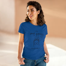 Load image into Gallery viewer, Women's Heavy Cotton Tee: social distancing