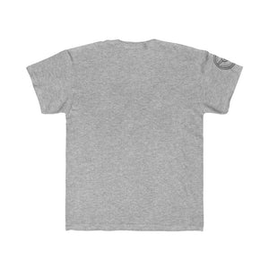 Kids Regular Fit Tee: strong like mom