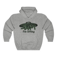 Load image into Gallery viewer, Unisex Heavy Blend™ Hooded Sweatshirt: scram