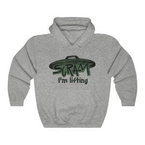Unisex Heavy Blend™ Hooded Sweatshirt: scram