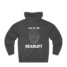 Load image into Gallery viewer, Unisex French Terry Hoodie: day of the deadlift