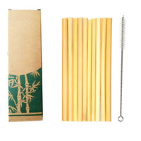 Reusable Bamboo Straws - Green Cookware Shop