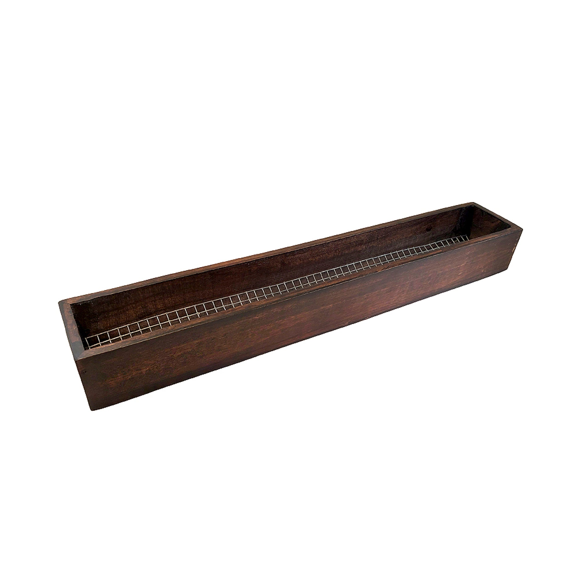 Long Rosewood Burner