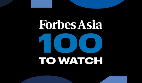 Forbes Asia 100 to Watch