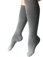 Healthy Sock Shop Compression Socks Compression Socks - 4 x Pack (black, grey, brown, black)