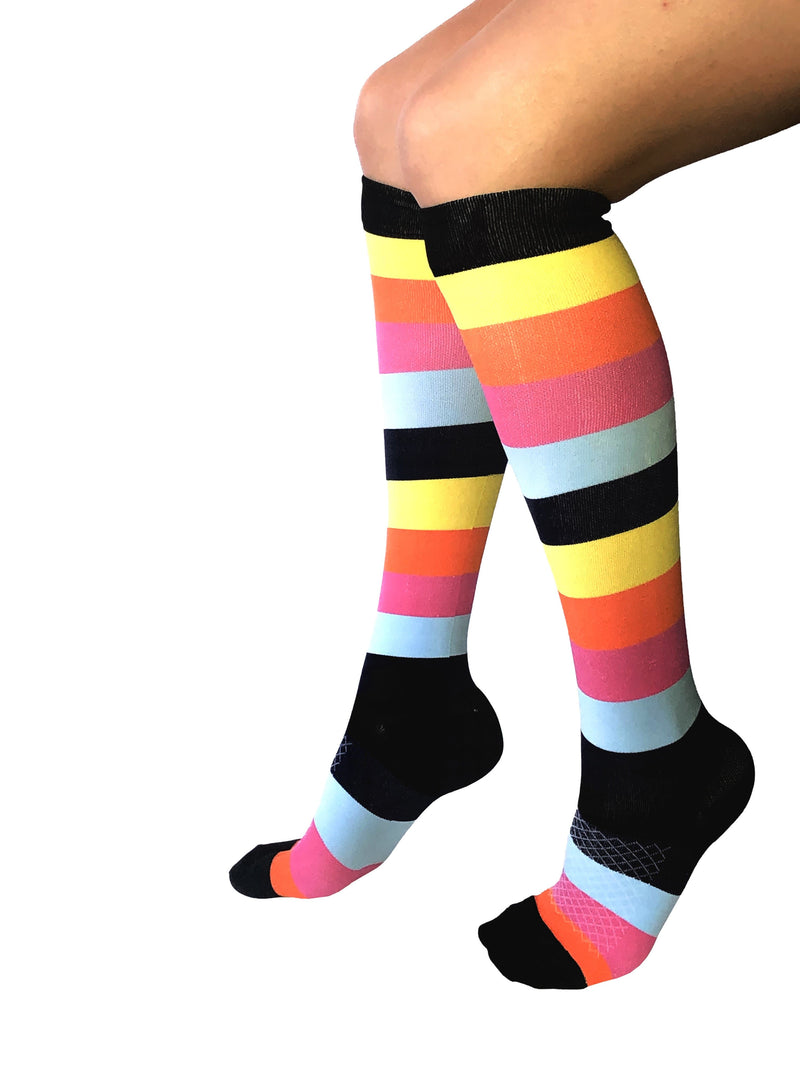 Healthy Sock Shop Compression Socks Compression Socks - 7 Pair