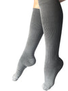Healthy Sock Shop Compression Socks Compression Socks - 7 x Pair, Black/Grey/Brown