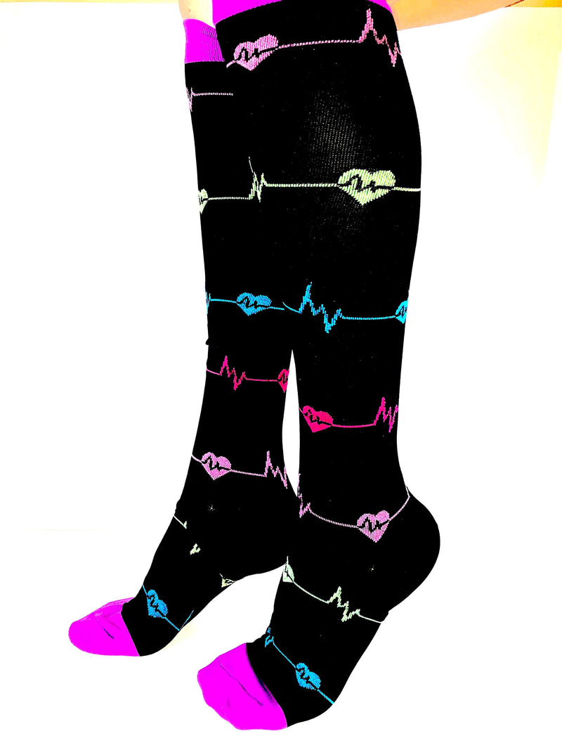 Healthy Sock Shop Compression Socks Compression Socks - 7 x Pair Multi Color