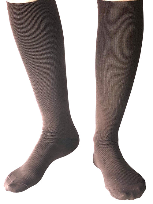 Healthy Sock Shop Compression Socks Compression Socks - Brown