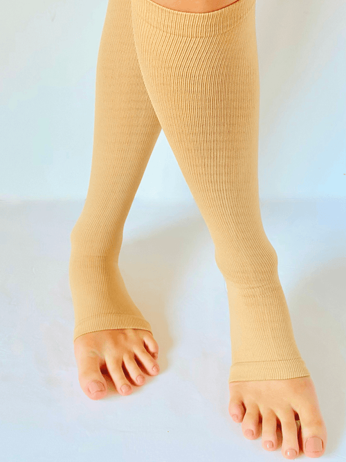 Healthy Sock Shop Compression Socks Compression Socks - Open Toe