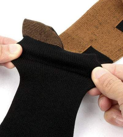 Healthy Sock Shop Copper Compression Socks 4 x Pair