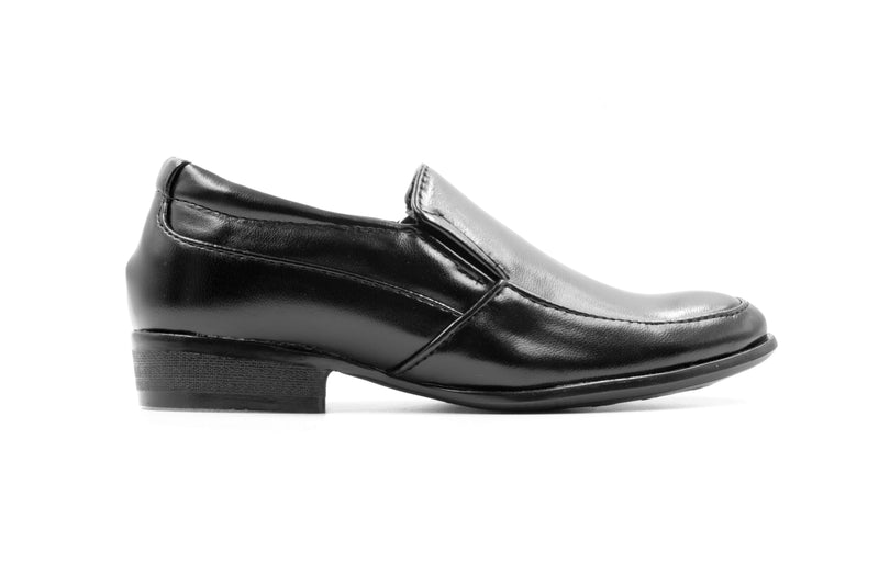Manchester Slip On - Black