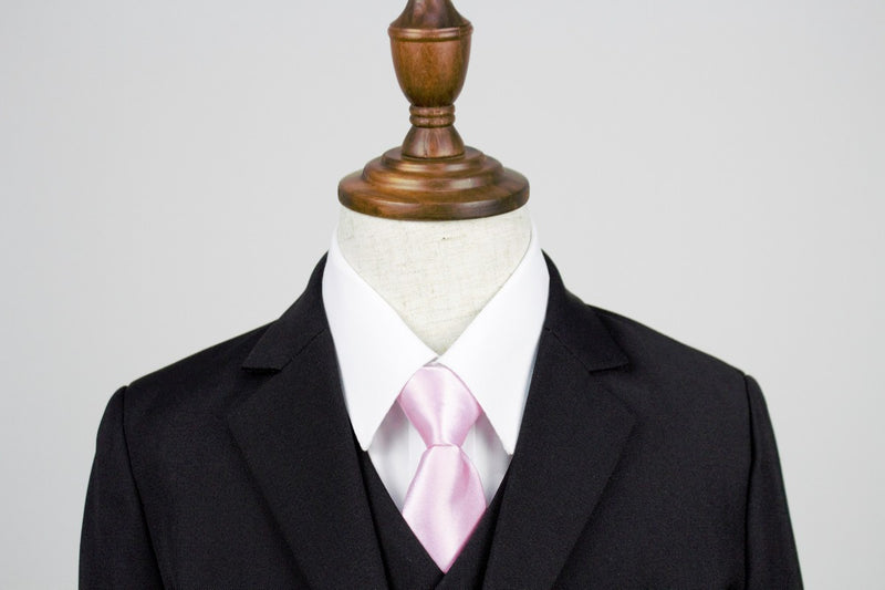 Boy Ties - Light Pink