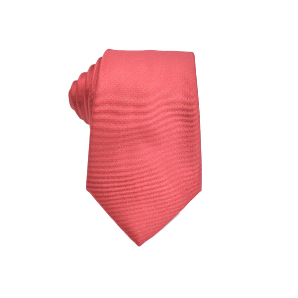 Mens Neck Tie - Burgundy
