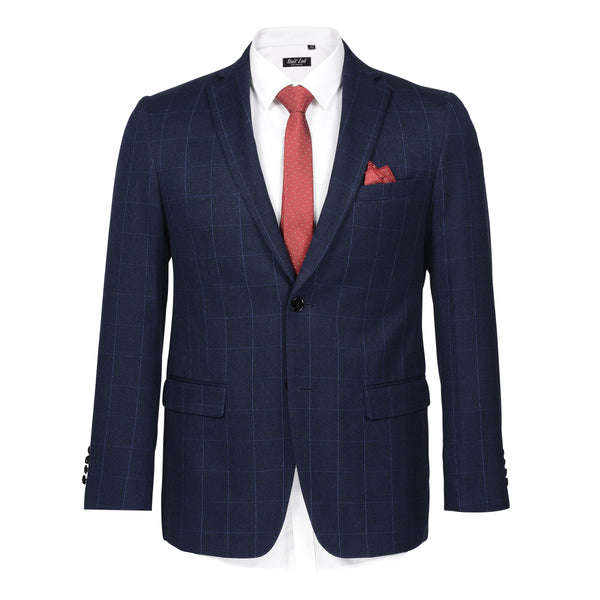 Mens Duke of Navy Suit