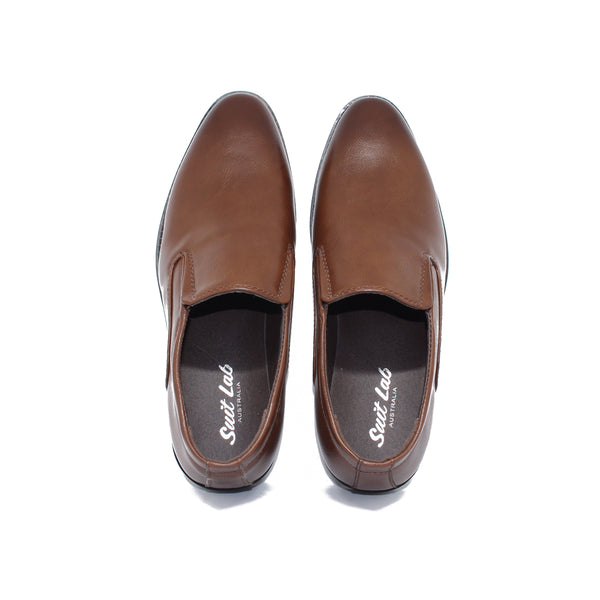 Mens Manchester Shoes - Brown
