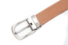 Baby / Boys Tan Clasp Belt