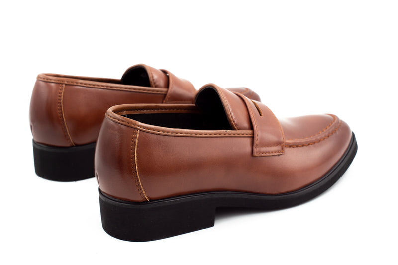 Oslo Loafers - Brown