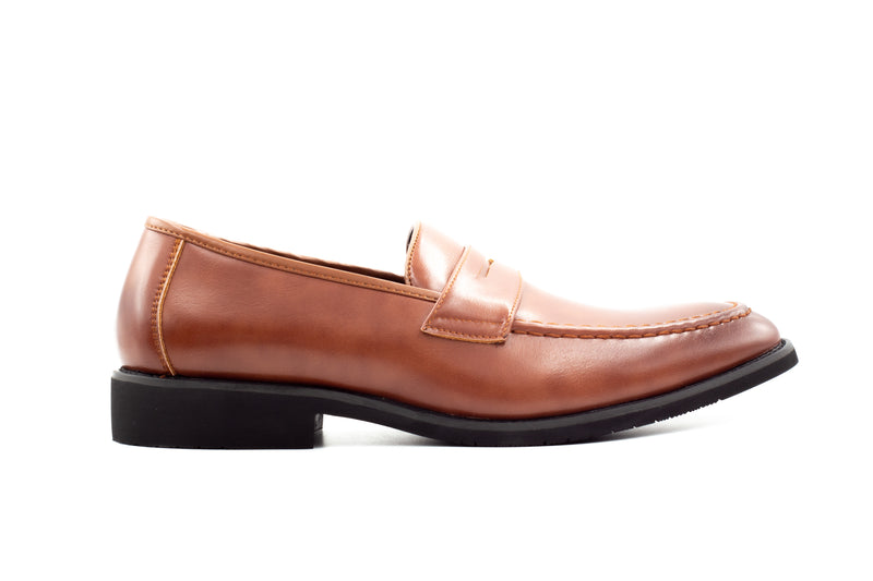 Mens Oslo Loafers - Brown