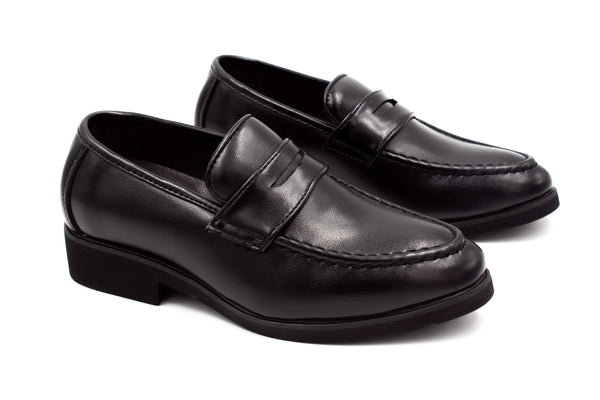 Oslo Loafers - Matte Black