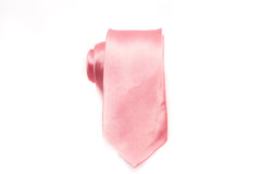 Men Ties - Rose Pink