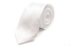 Men Ties - White