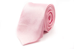 Men Ties - Light Pink