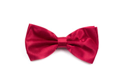 Mens Bow Tie - Candy Apple