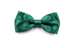 Mens Bow Tie - Emerald Green