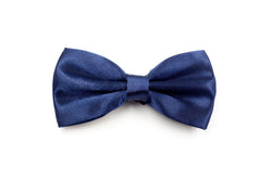 Mens Bow Tie - Navy Blue